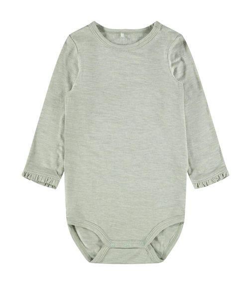 NAME IT Baby Girl Bodysuit