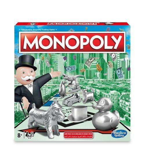 MONOPOLY Classic (Arabic)