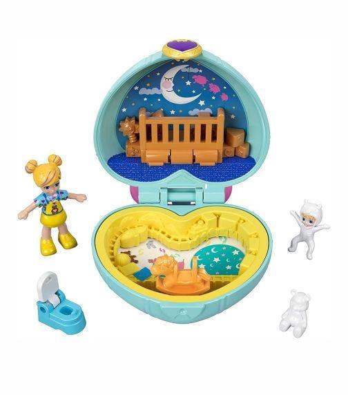 POLLY POCKET Tiny Pocket World Assorted CDU