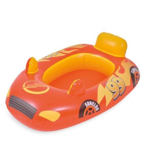 JILONG Lightening McQueen Kids Boat