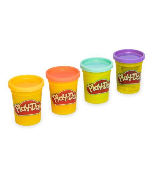 PLAY-DOH Classic Color - Orange, Peach, Teal & Violet