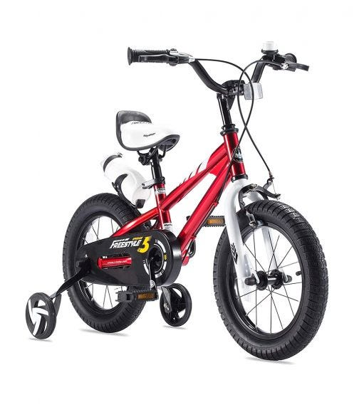 ROYAL BABY 14 Freestyle Bicycle - Red