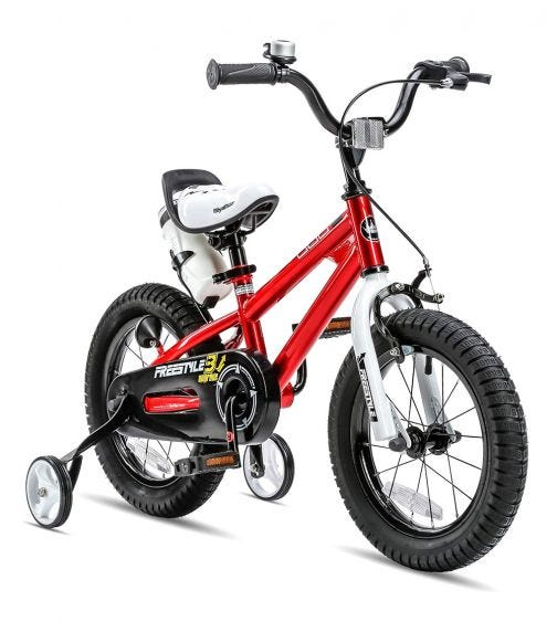 ROYAL BABY 16 Freestyle Bicycle - Red