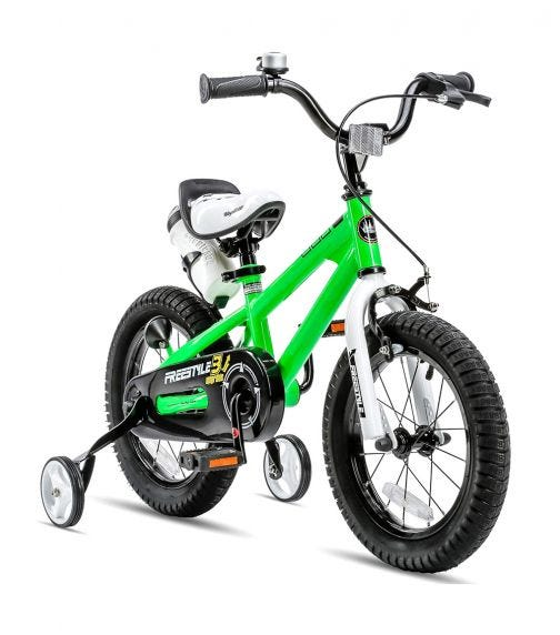 ROYAL BABY 16 Freestyle Bicycle - Green