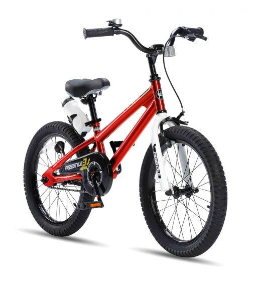 ROYAL BABY 18 Freestyle Bicycle - Red