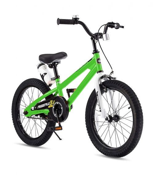 ROYAL BABY 18 Freestyle Bicycle - Green