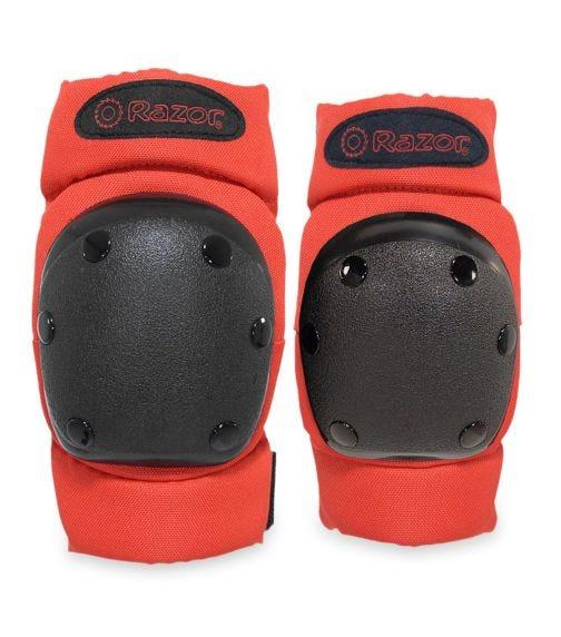 RAZOR Child Elbow & Knee Pads - Red