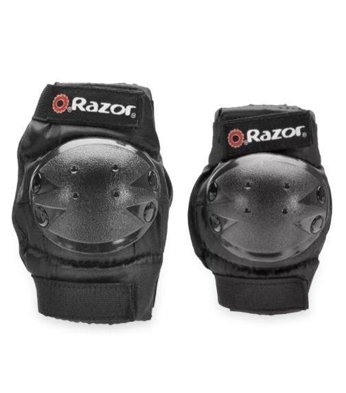 RAZOR Child Elbow & Knee Pads - Black