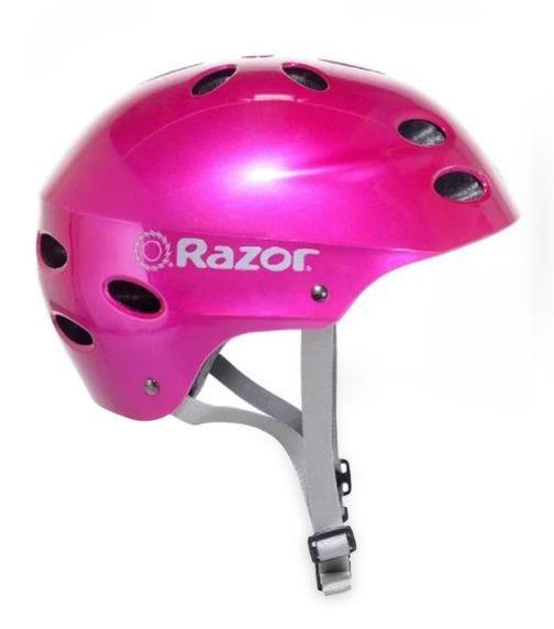 RAZOR Child Helmet - Gloss Magenta (V12)