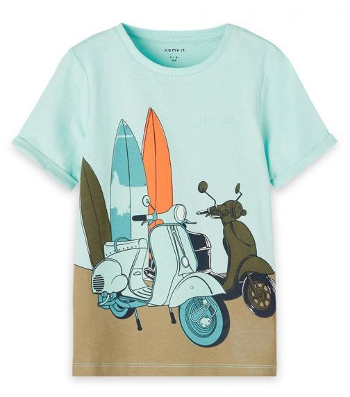 NAME IT Beach Scooter Top
