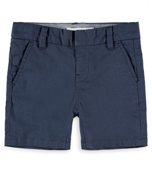 NAME IT Navy Woven Shorts