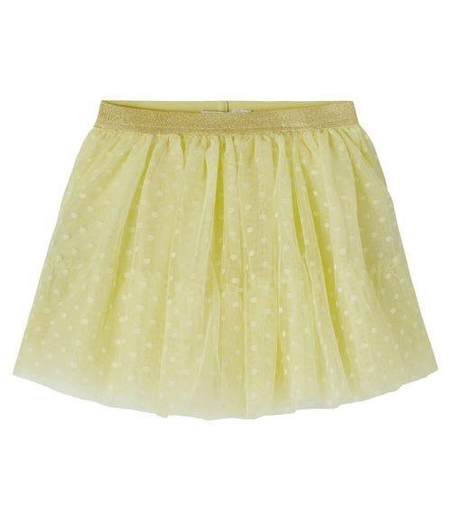 NAME IT Tulle Polka Dots Skirt