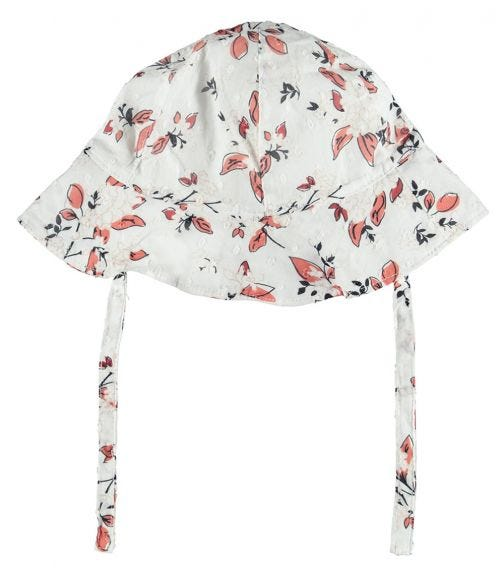 NAME IT Foral Hat