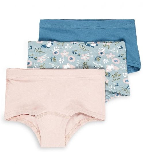 NAME IT Butterfly Floral (3-Pack)