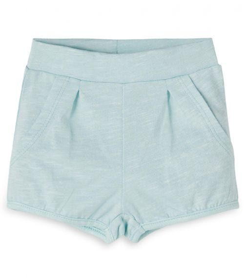 NAME IT Baby Blue Cotton Shorts