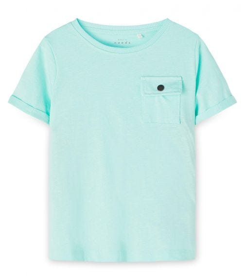 NAME IT Turquoise T-Shirt