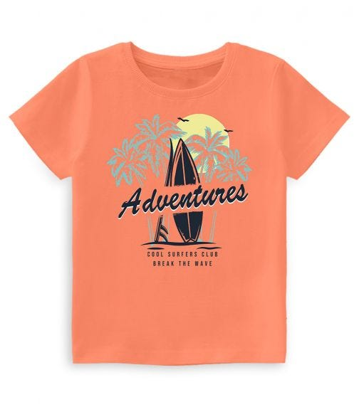 NAME IT Adventures T-Shirt
