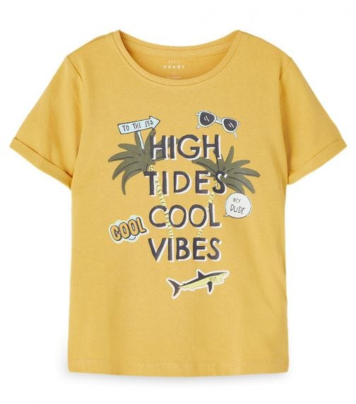 NAME IT High Tides, Cool Vibes Top