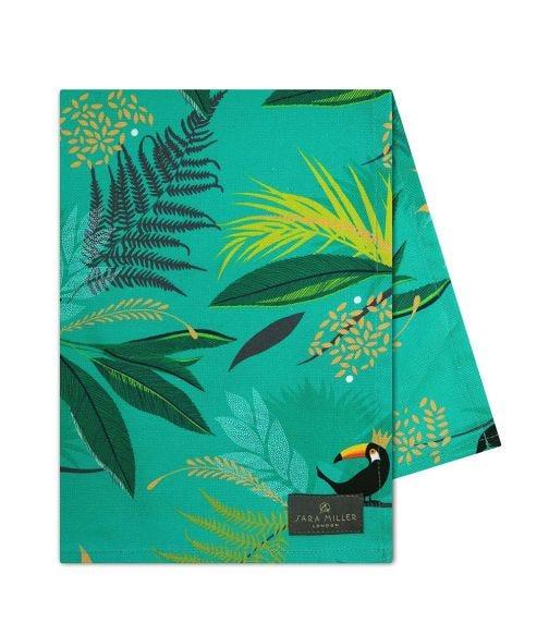 SARA MILLER Tea Towel - Toucan Placement
