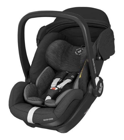 MAXI COSIMarble Isize Car Seat Essential Black
