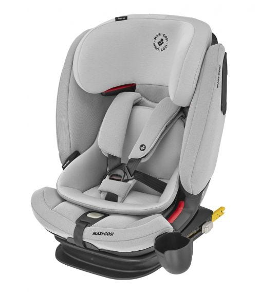 MAXI COSI Titan Pro Car Seat Authentic Grey