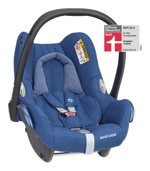MAXI COSI Cabriofix Car Seat Essential Blue