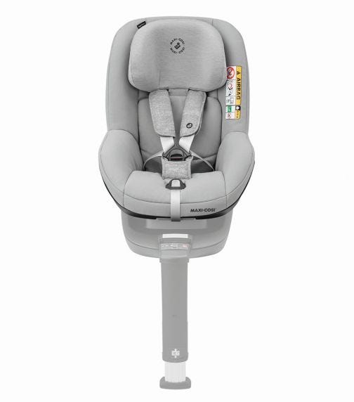 MAXI COSI Pearl Smart Isize Car Seat Nomad Grey