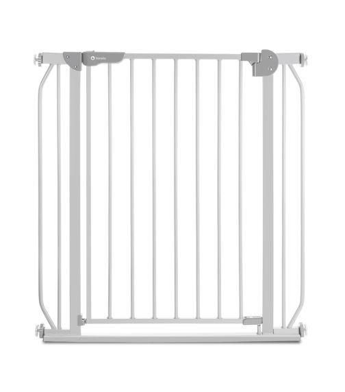 LIONELO Truus Slim Baby Gate - Grey