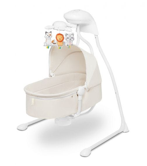 LIONELO Henny Swinging Chair - White