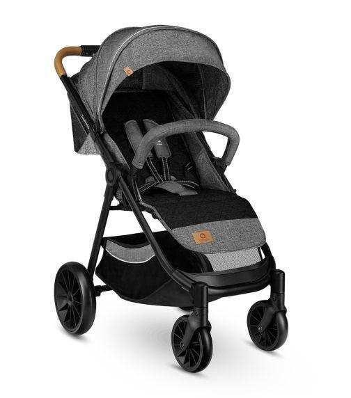 LIONELO Natt Stroller - Concrete Grey