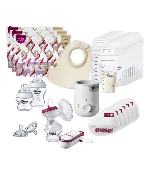 TOMMEE TIPPEE Made For Me Complete Breast Feeding Kit