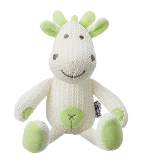 TOMMEE TIPPEE Breathable Toy - Jiggy The Giraffe