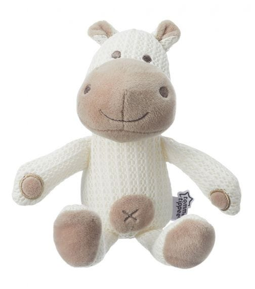 TOMMEE TIPPEE Breathable Toy - Harry The Hippo