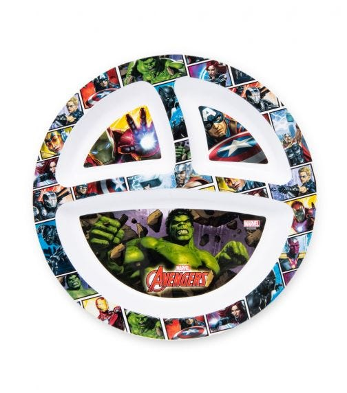 AVENGERS Micro Divided Plate