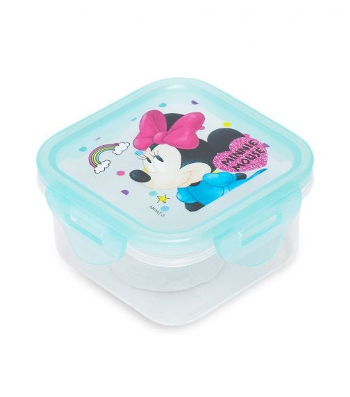 MINNIE Square Hermetic Food Container 290 ML