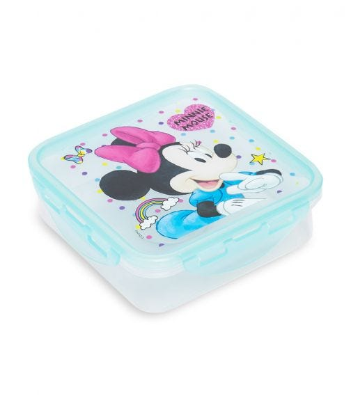 MINNIE Square Hermetic Food Container 750 ML