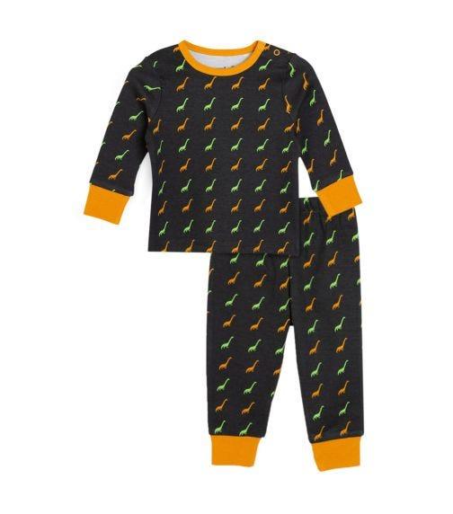 ORGANIC KID Dinosour PJ Set