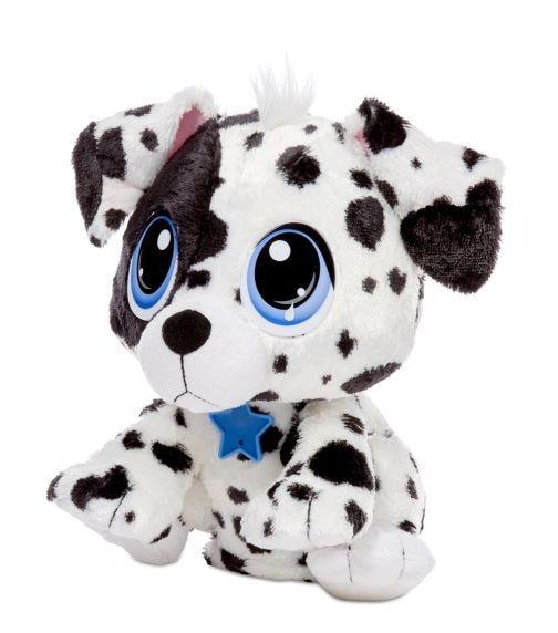 LITTLE TIKES Rescue Tales Interactive Plush - Dalmatian