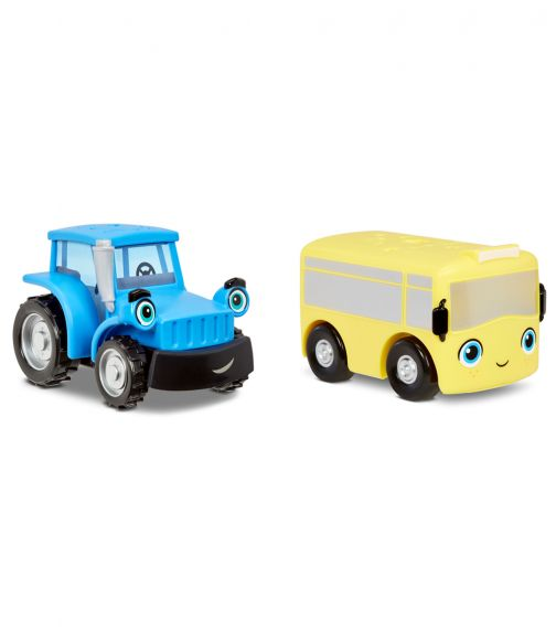 LITTLE TIKES Little Baby Bum Musical Racers (2-Pack)