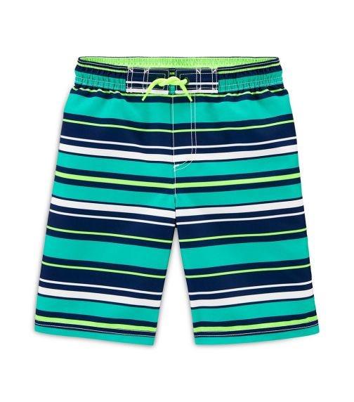 CARTER'S Color-Block Swim Trunks