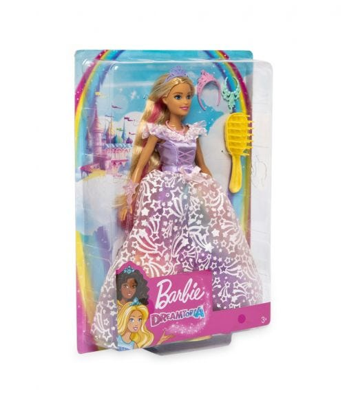 BARBIE Dreamtopia (With Doll) Royal Ball Princess