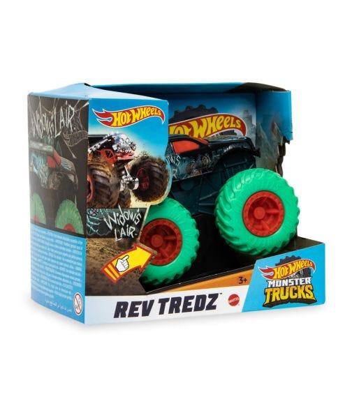HOT WHEELS MT Rev Tredz Truck (Assorted)