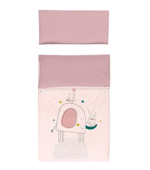 BIMBIDREAMS Pink Elefante Sac