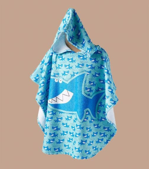 SLIPSTOP Toothy Poncho