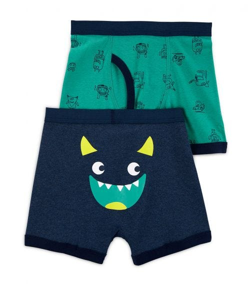 CARTER'S 2-Pack Boxer Briefs