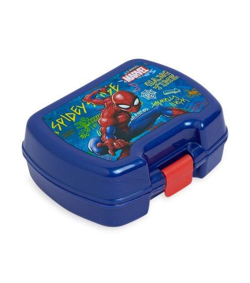 SPIDERMAN Snack Sandwich Box