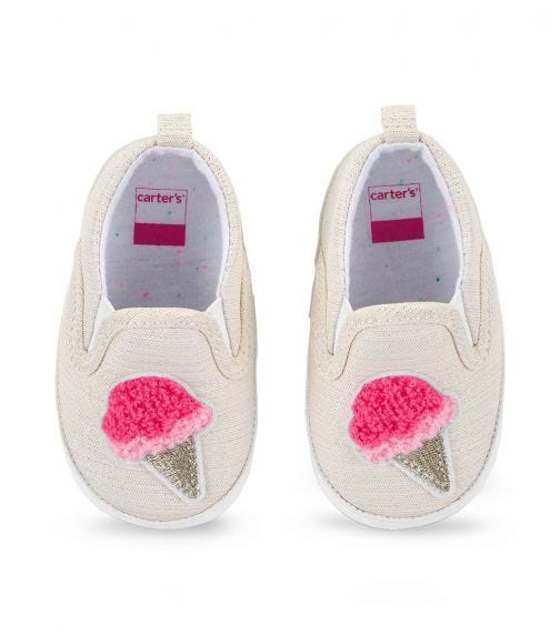 CARTER'S Ice Cream Baby Shoes