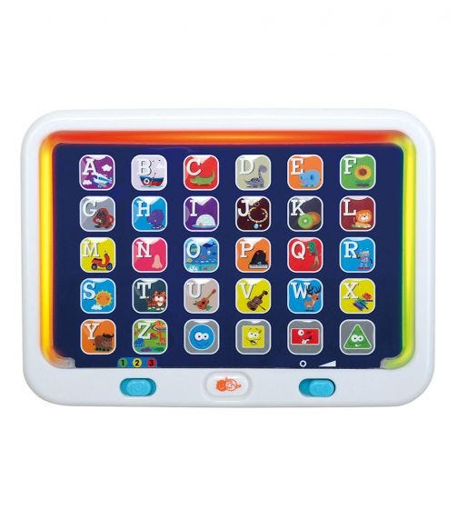 PLAYGO Learn And Wonder Tablet (Battery Operated)