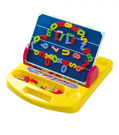 PLAYGO Write & Count (90 Pieces)