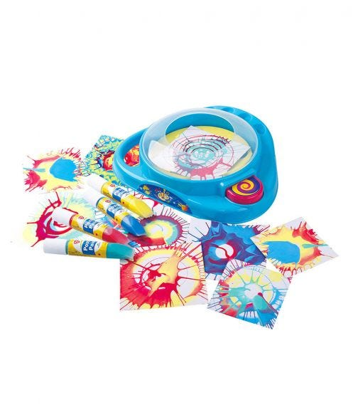 PLAYGO Paint Art Whirlpool (17 Pieces)